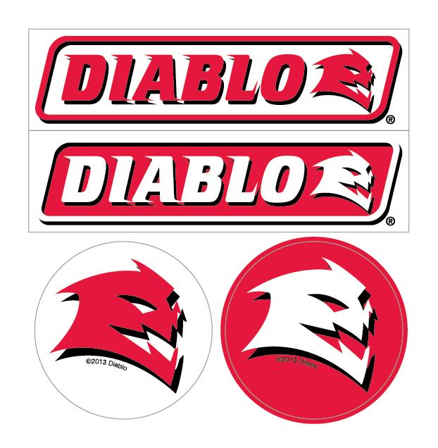 Diablo Decal Sheet (1 sheet)