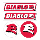 Diablo Decal Sheet (1 sheet)