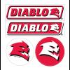 Diablo Decal Sheet